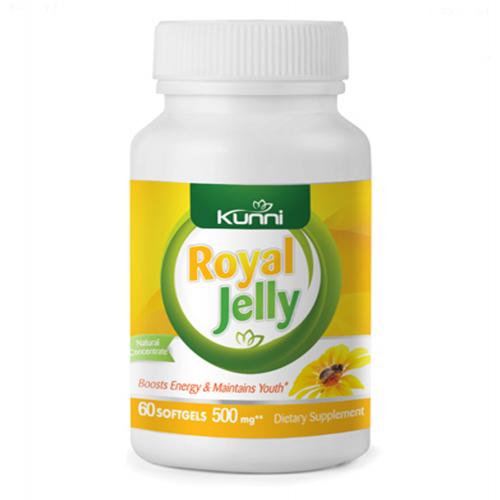 Sữa Ong Chúa 500mg  Kunni Royal Jelly 500mg