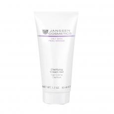 Kem kiểm soát và điều tiết bã nhờn Janssen oily skin clarifying cream gel