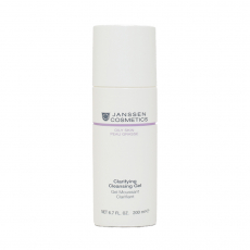 Gel rửa mặt dành cho da dầu mụn Janssen oily skin clarifying cleansing gel